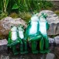 Садовая фигура Две лягушки F01166 - фото 36082