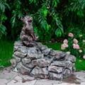 Дачный фонтан за 13500 руб.