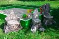 Мебель для детских площадок