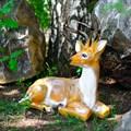 Скульптура олень F01213