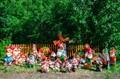 Садовые гномики