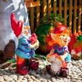 Садовые фигуры Гномов