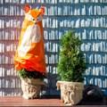 Колпак для укрытия растений декоративный