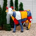 Садовая фигура Корова большая - фото 39398