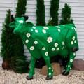 Садовая фигура Корова большая - фото 39399
