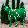 Корова рекламная
