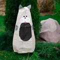 Укрывной колпак котик