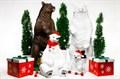 Садовая фигура Медведь большой - фото 39886