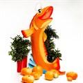 Рекламная фигура рыба-повар - фото 39906