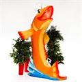 Рекламная фигура рыба-повар - фото 39907
