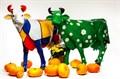Садовая фигура Корова большая - фото 39917