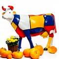 Садовая фигура Корова большая - фото 39918