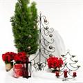Кованая новогодняя елка