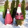 Колпак Дед Мороз - фото 41519