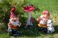 Садовые фигуры Гномы