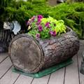 Кашпо для цветов садовое