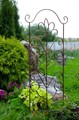 Шпалера садовая из металла