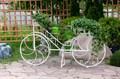 Велосипед кованный