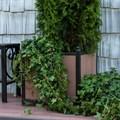 Садовая кадка для растений