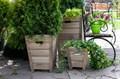 Кадки для растений