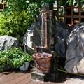 Декоративный садовый умывальник