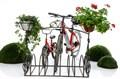 Кованая велопарковка