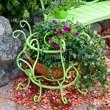 Уличный вазон для цветов