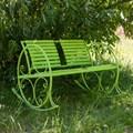 Кресло качалка для сада