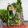 Садовое декоративное ограждение