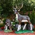 Садовая фигура Олень - фото 48817