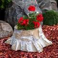 Цветочное кашпо для сада