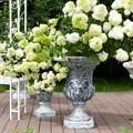 Вазон для цветов садовый