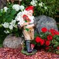 Декоративная фигура для сада