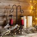 Подсвечник на две свечи