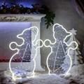 Новогодняя световая фигура