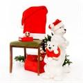 чехлы на стулья новогодние