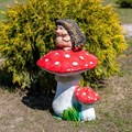 Садовая фигура F08589