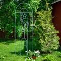 Шпалера Цветок в вазе - фото 56411