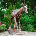 Садово-парковая скульптура Олениха - фото 56763