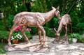 Садово-парковая скульптура Олениха - фото 56764