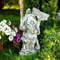 Фигура Гном с табличкой FL07770 - фото 57137