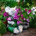 Кашпо для цветов F08677 - фото 57333