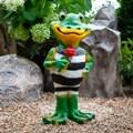 Фигура Лягушка для сада