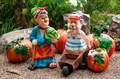 Садовая фигура Теща - фото 58020