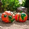 Садовая фигура Тыква большая - фото 58099