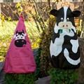 Корова колпак для укрытия растений - фото 59187