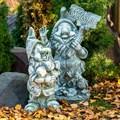 Фигура Гном с табличкой FL07770 - фото 59499