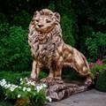 Фигура льва - фото 62602