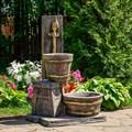 Умывальник садовый U07563
