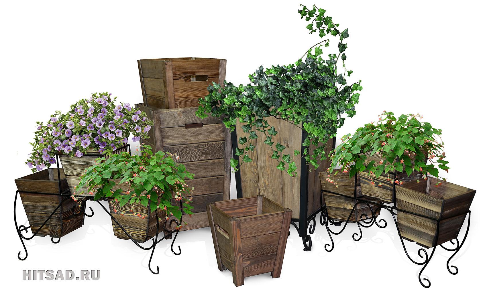 Вазоны для цветов уличные купить в спб